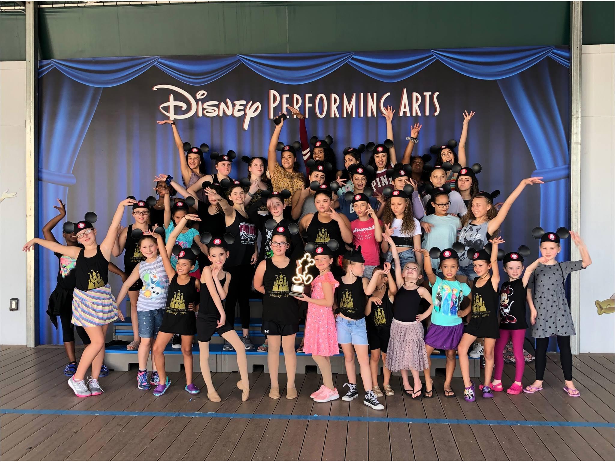 Pre-Professional Dance Company -