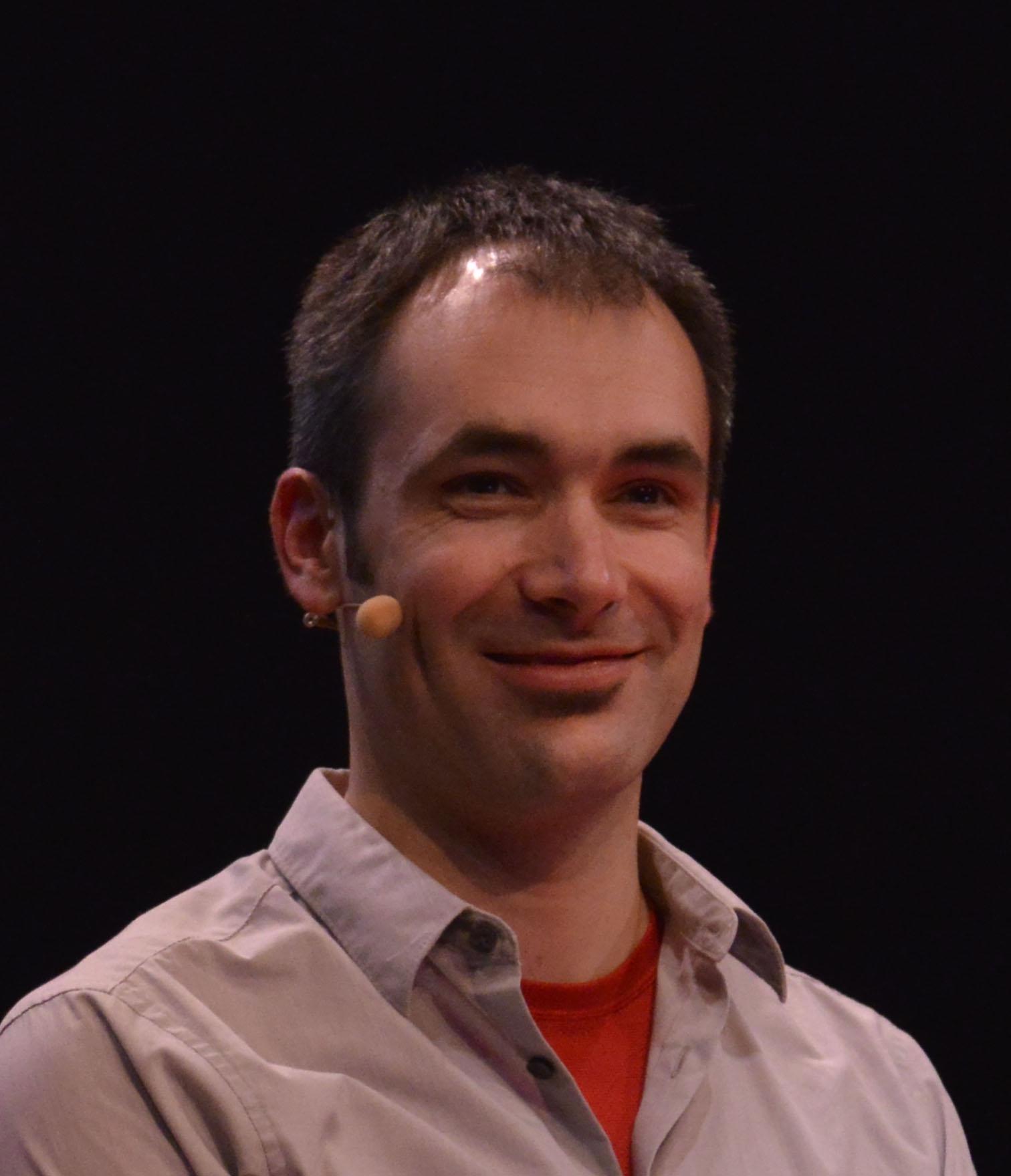 Dr Samuel Lagier, from SamSpeaksScience