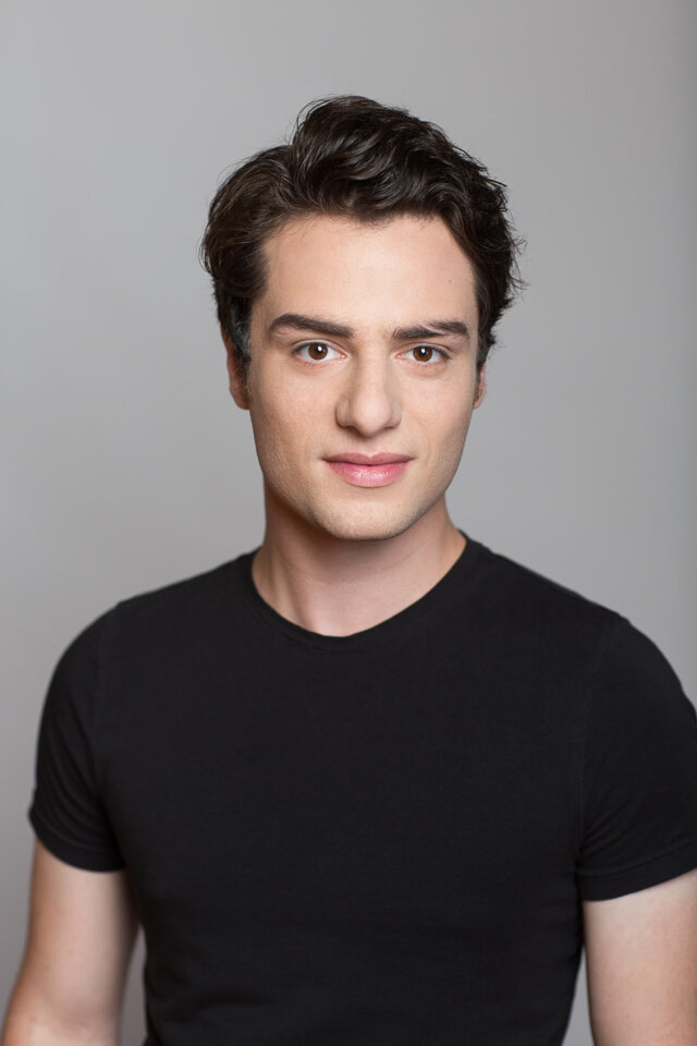 RYAN LONDON LEVIN  Colin Ferris/Ethan Ferris (age 27)