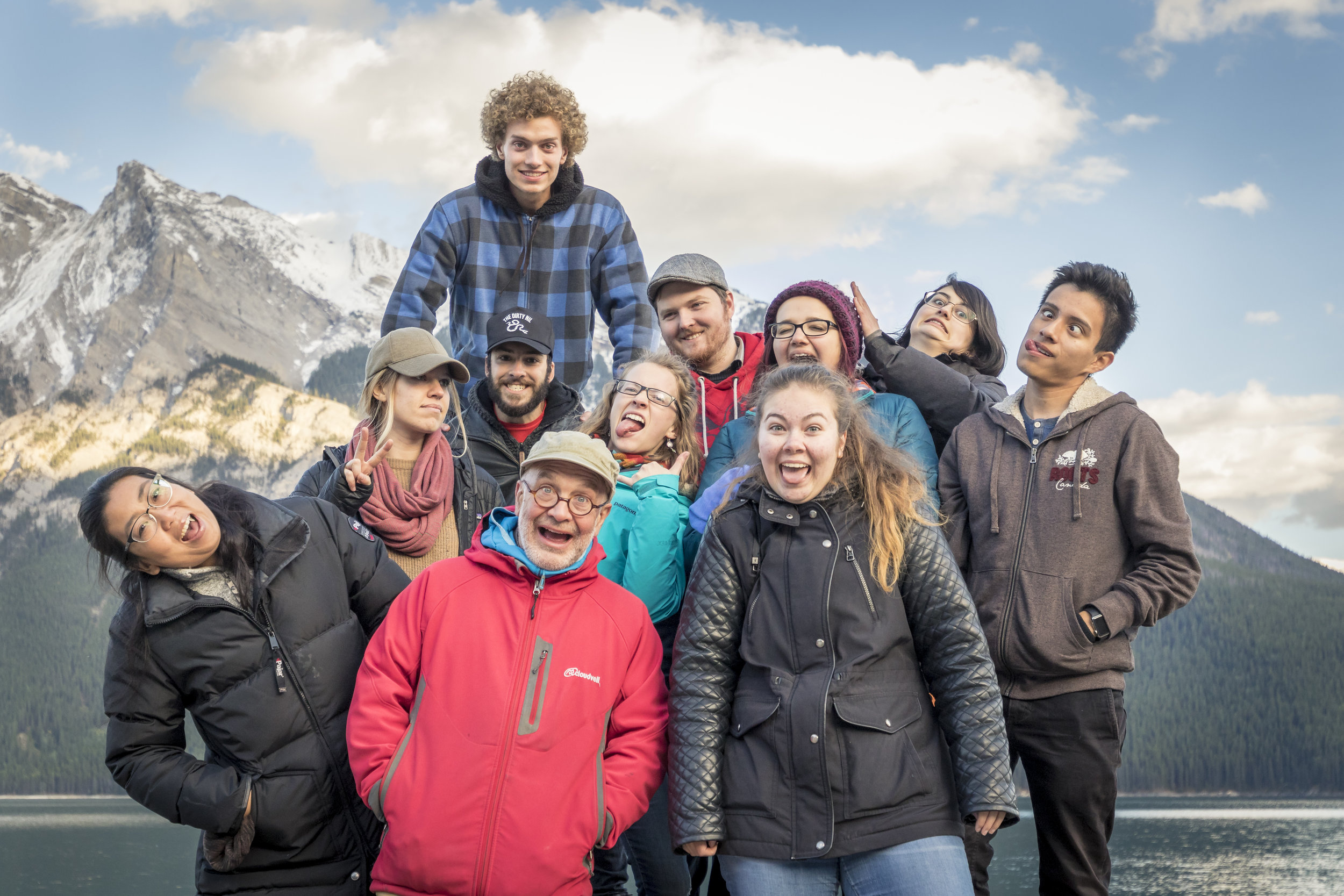 Peer Partnership Program Banff Retreat YYCCM