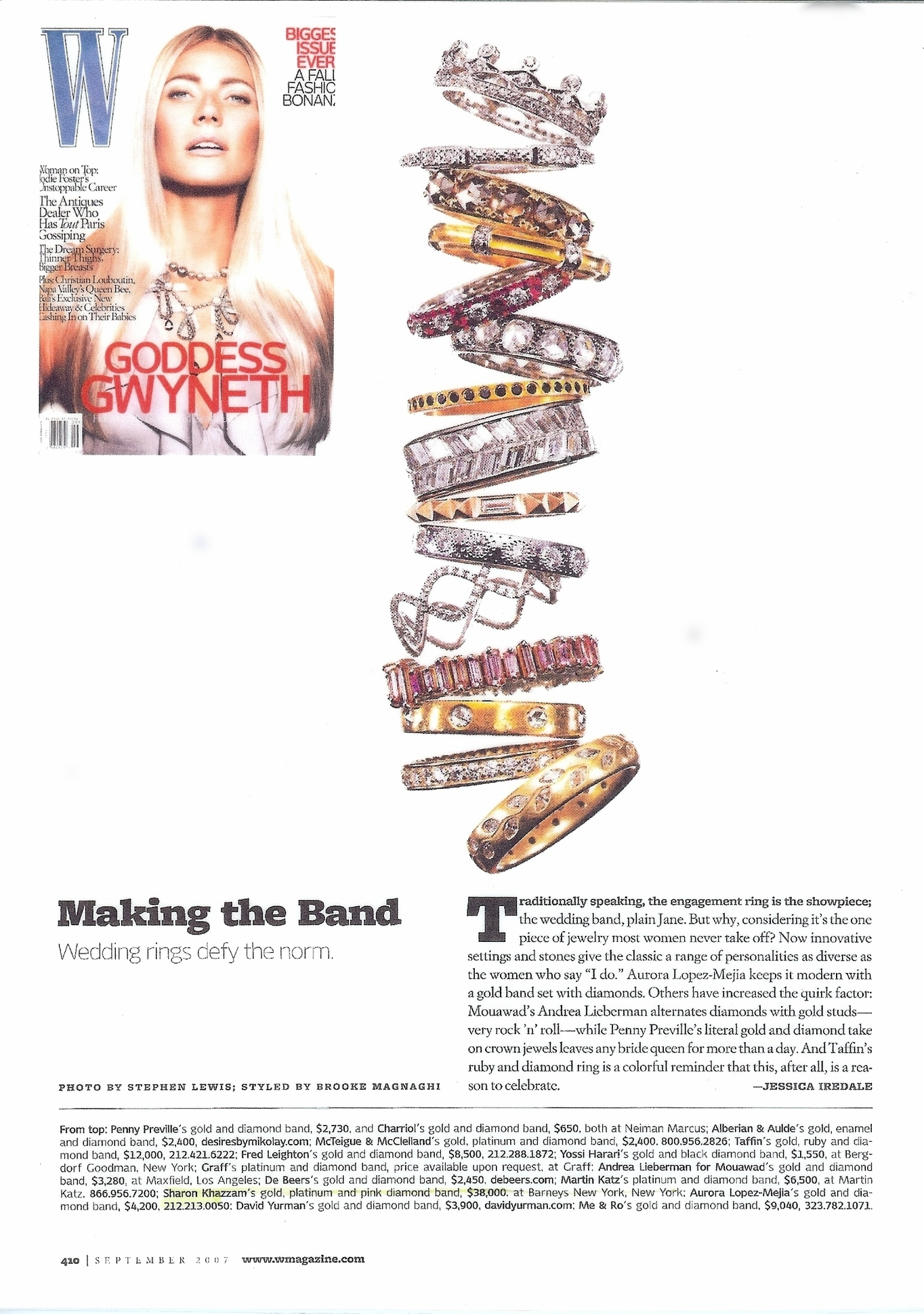 2007-W Magazine-Pink Diamond Band.jpg