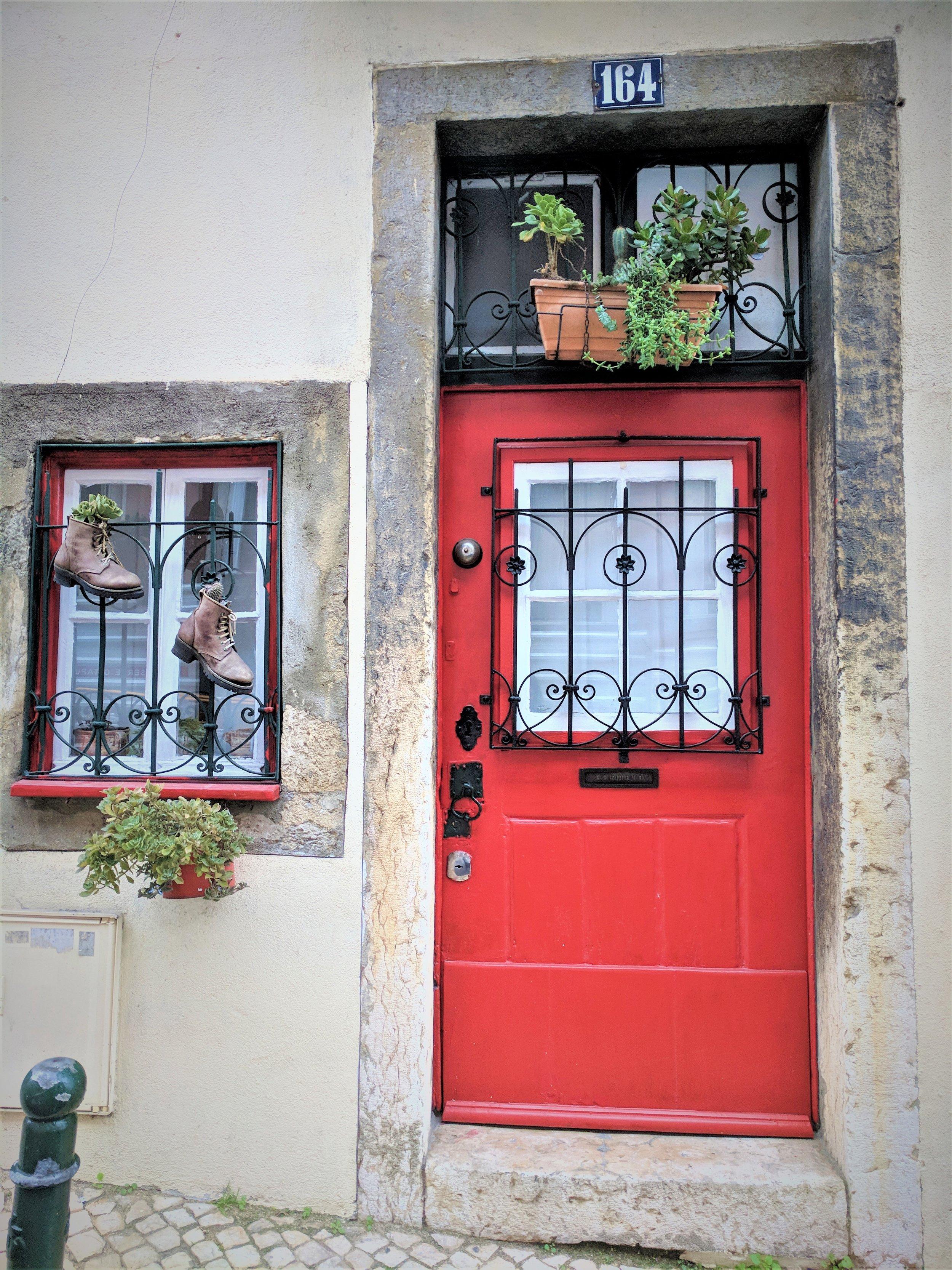 Perfect doorway