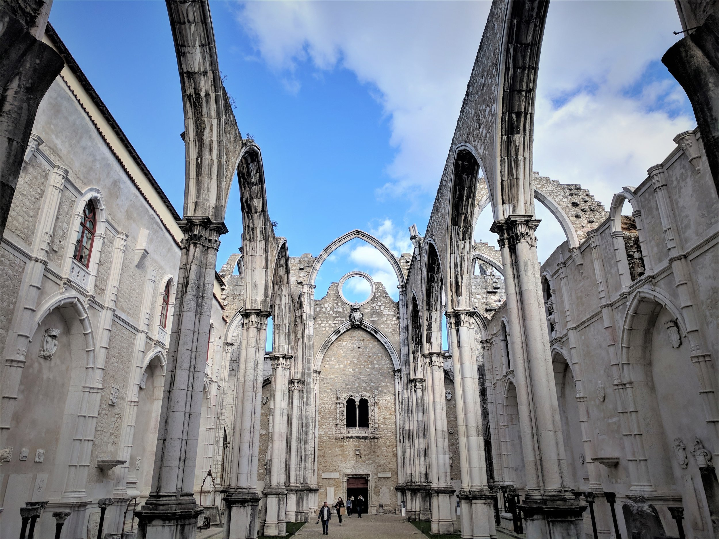 Ruins of the Carmo Convent