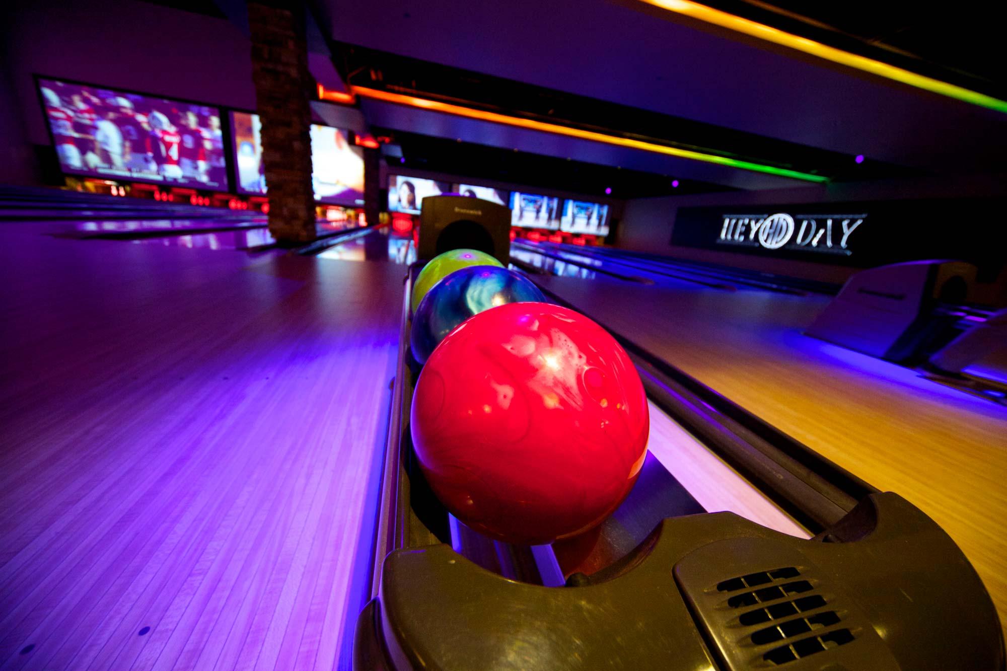Copy of Bowling Lanes