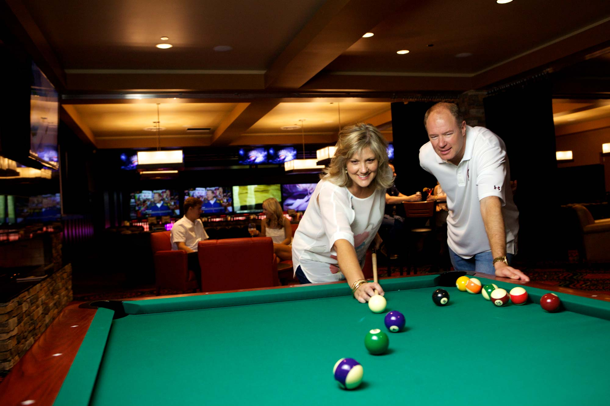 Copy of Pool tables, drinks, and bowling