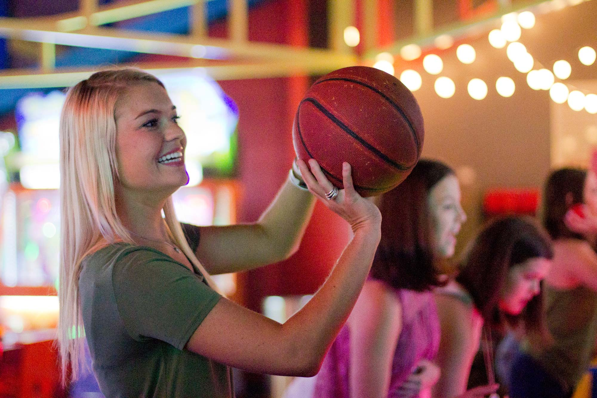 Copy of Basketball Arcade Games