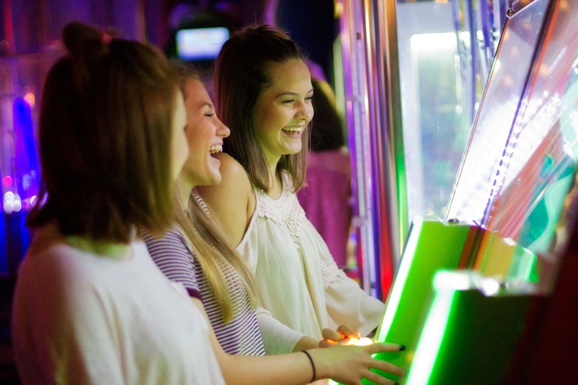 Copy of Fun All Age Arcade