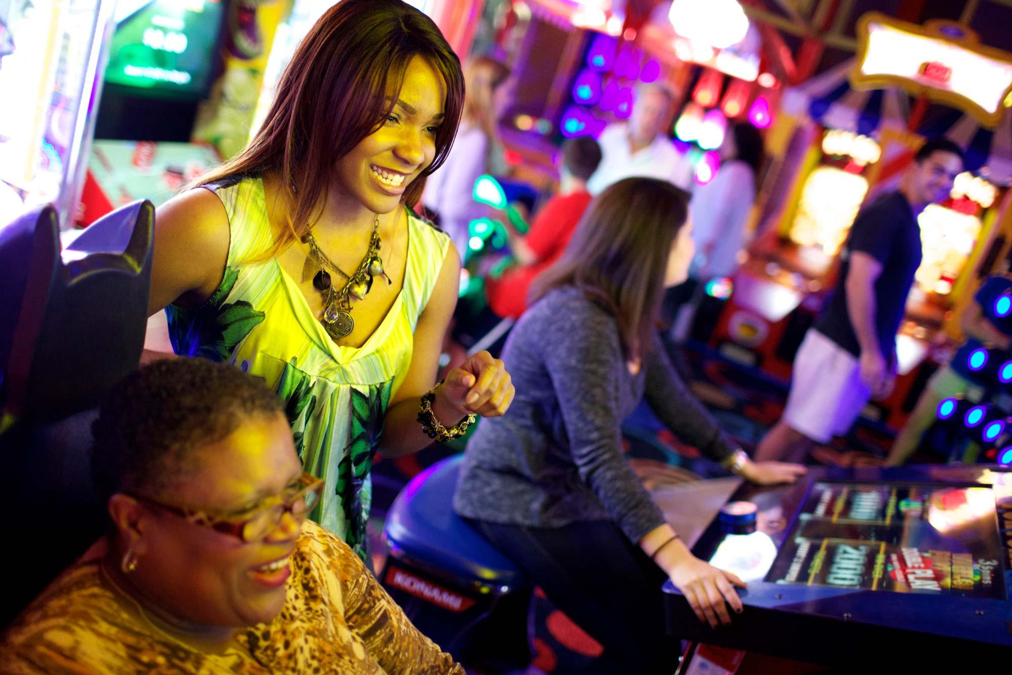 All Age Fun arcade