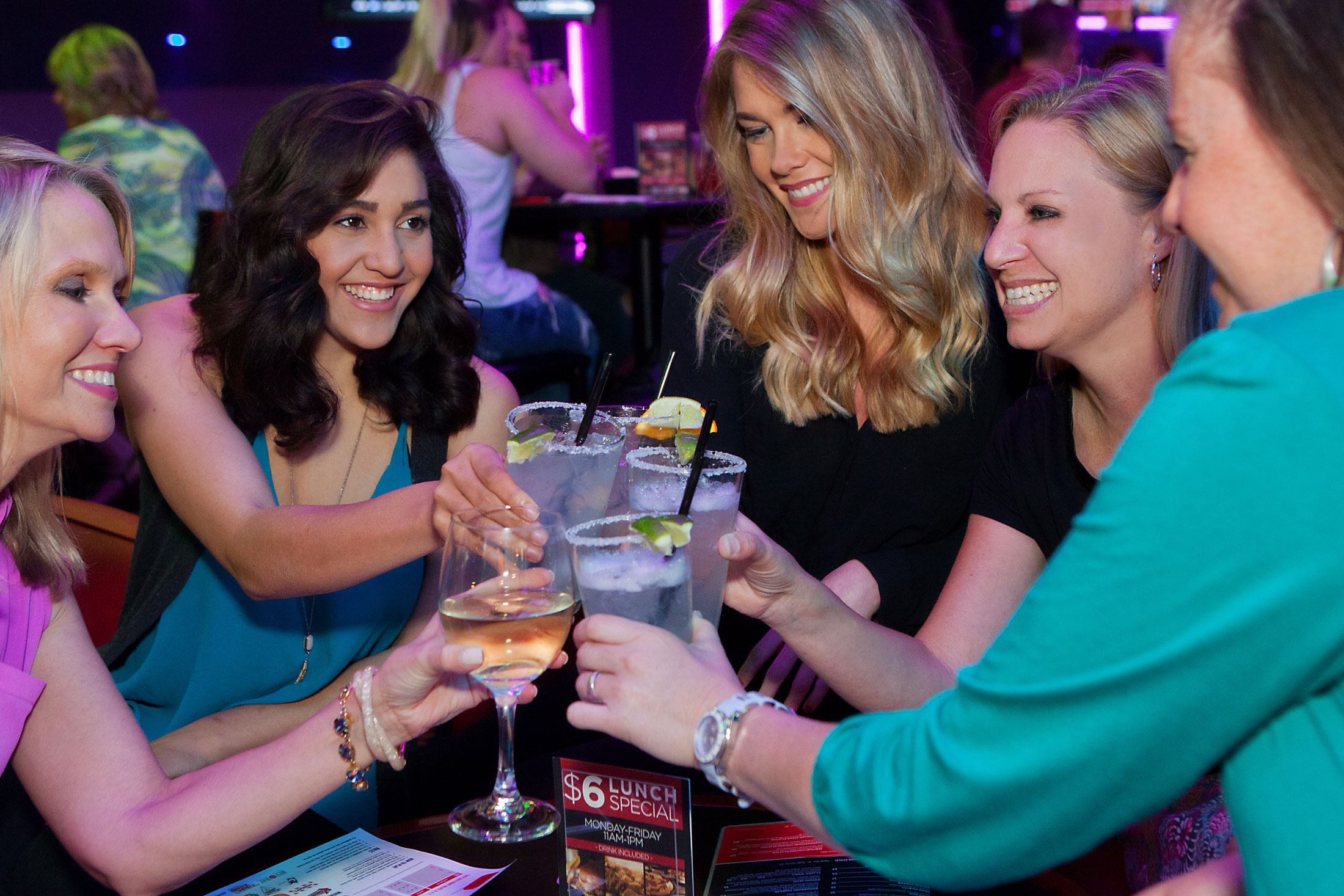 Fun dining and delicious drinks