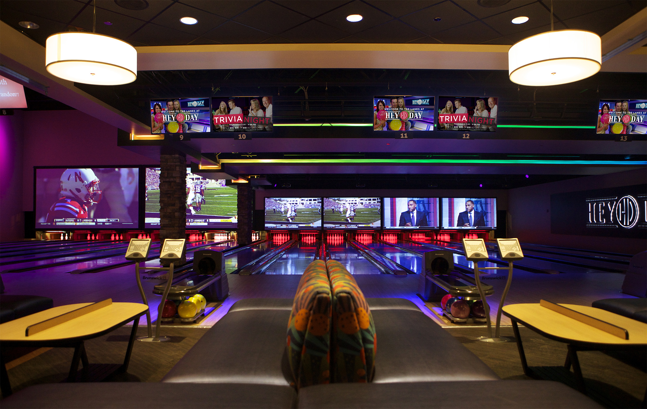 All Ages Bowling Lanes