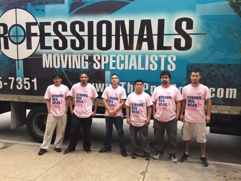 The Professionals Chicago Moving Team