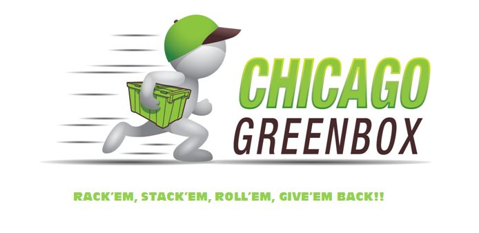 Chicago Green Boxes
