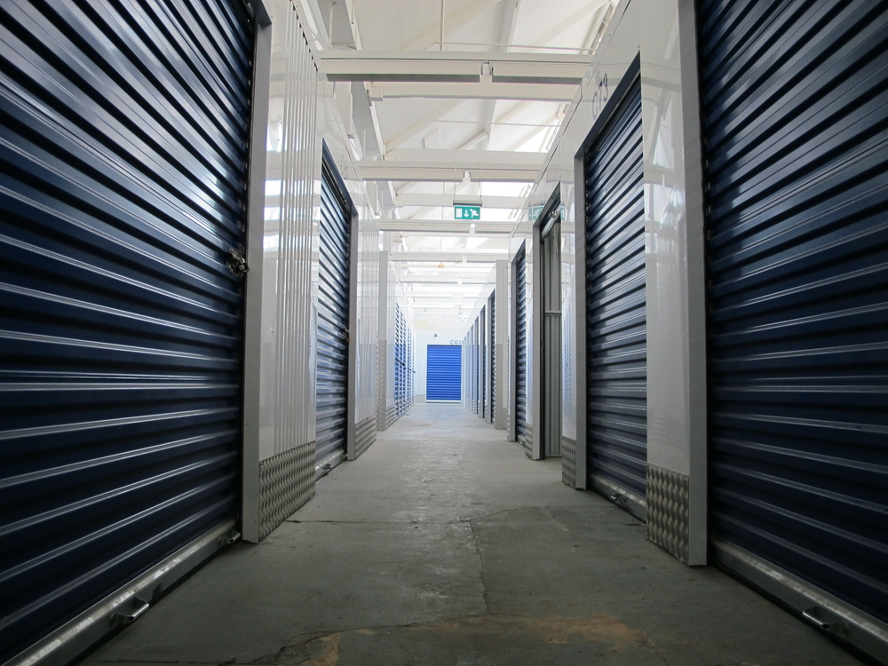Climate Controlled Storage (Note: This is not a photo of The Professional Moving Specialists storage facility, but rather a stock photo)