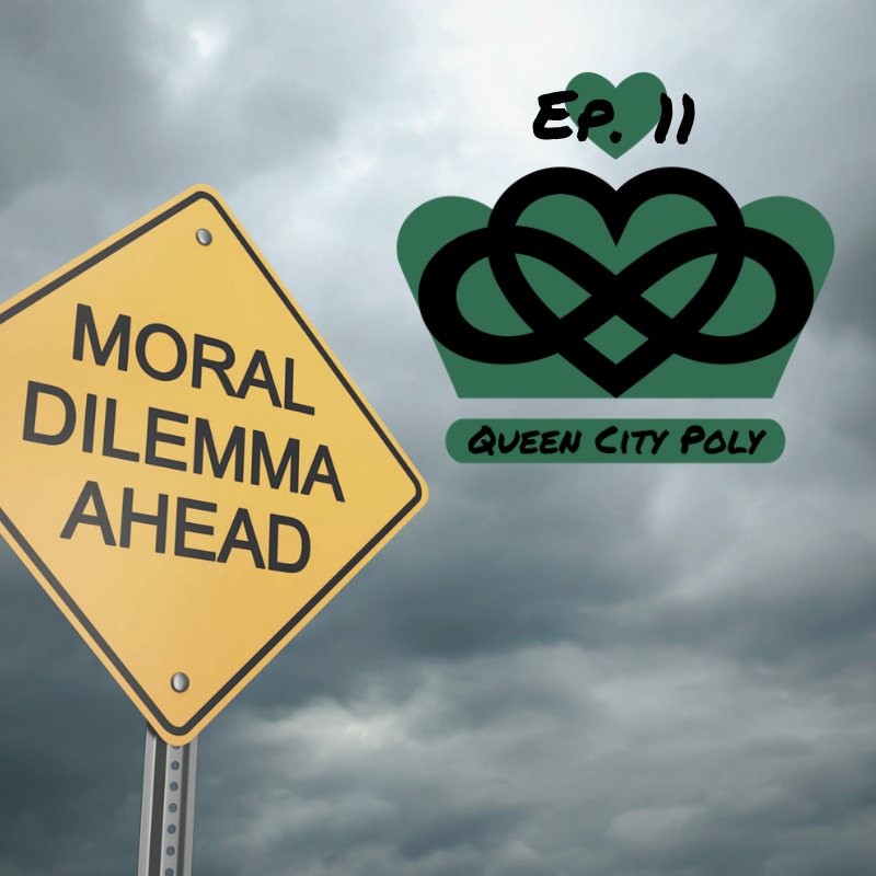 Ethics & Values - In episode 11, Brian O'Neil and Coach Kaey discuss their own ethics within their polyamorous relationships and potential deal breakers when it comes to potential partners.Check out episode 11 to find out why @iambrianoneil is comfortable dating a republican and @coachkaey is okay with dating an ex-con!