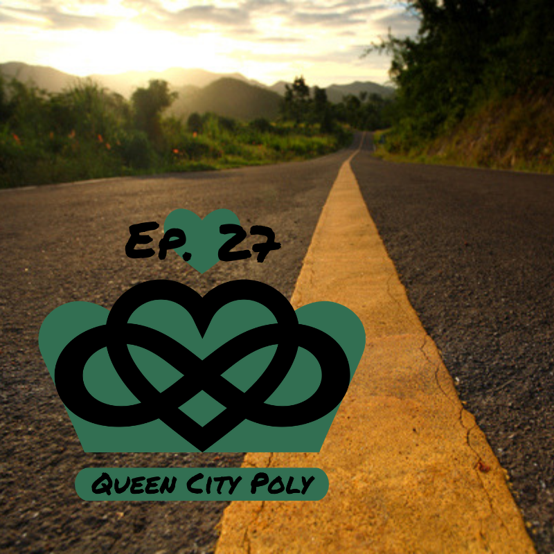 Middle Ground - Is it possible to love more than one person? What roles do jealousy and attraction play in relationships? What makes a relationship work? Jubilee Media brought polyamorous and monogamous people together to discuss their beliefs on love in season two, episode five of their show, Middle Ground. In episode 27 of Queen City Poly, Brian O'Neil and Coach Kaey talk about their experience watching the episode and discuss the conversations and topics in the video.