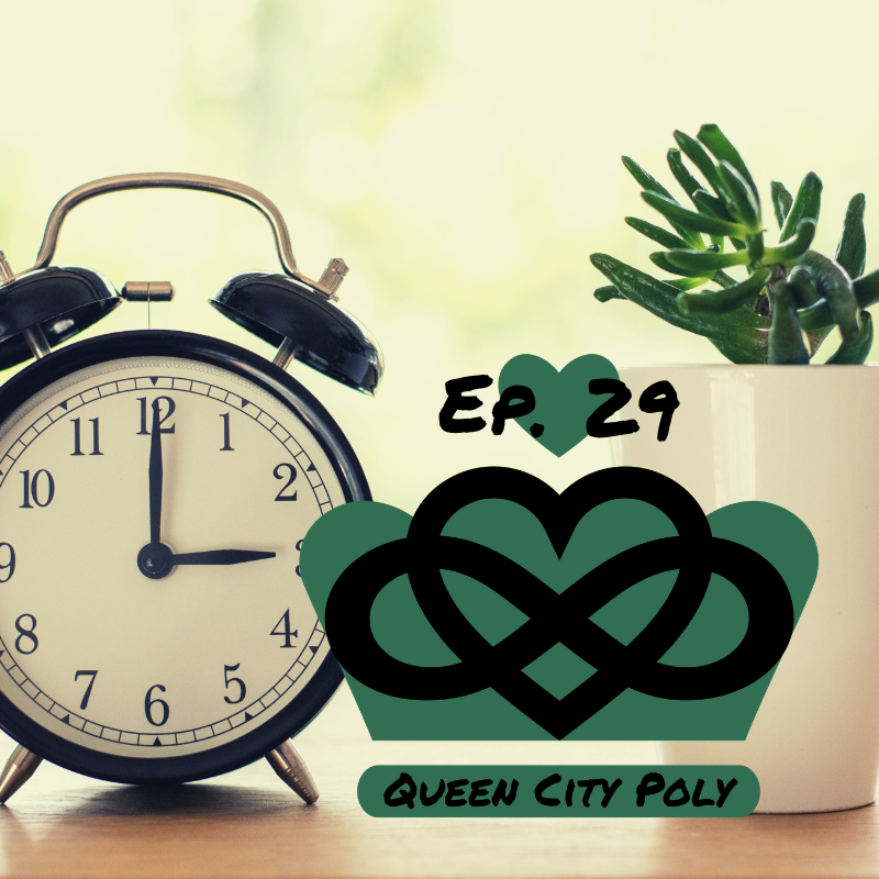 Polyamorous, but not actively dating… - In episode 29, Coach Kaey and Brian O'Neil discuss how one manages their ethically non-monogamous identities while balancing all of their other goals and struggles of everyday life. When you are not actively dating (and have less than two partners) do you feel less polyamorous? Where does dating rank on your list of priorities?