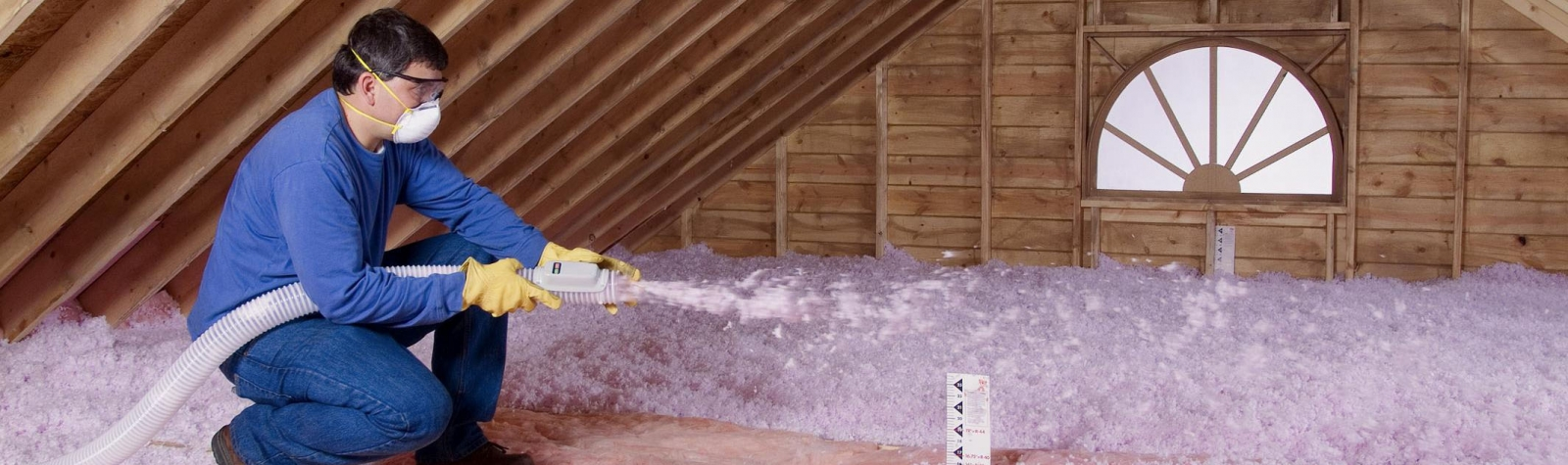 Air Factory Blown Insulation Install in Oklahoma City