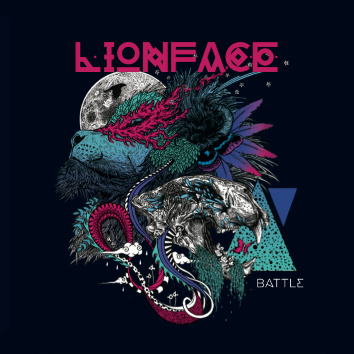 Lionface - Battle