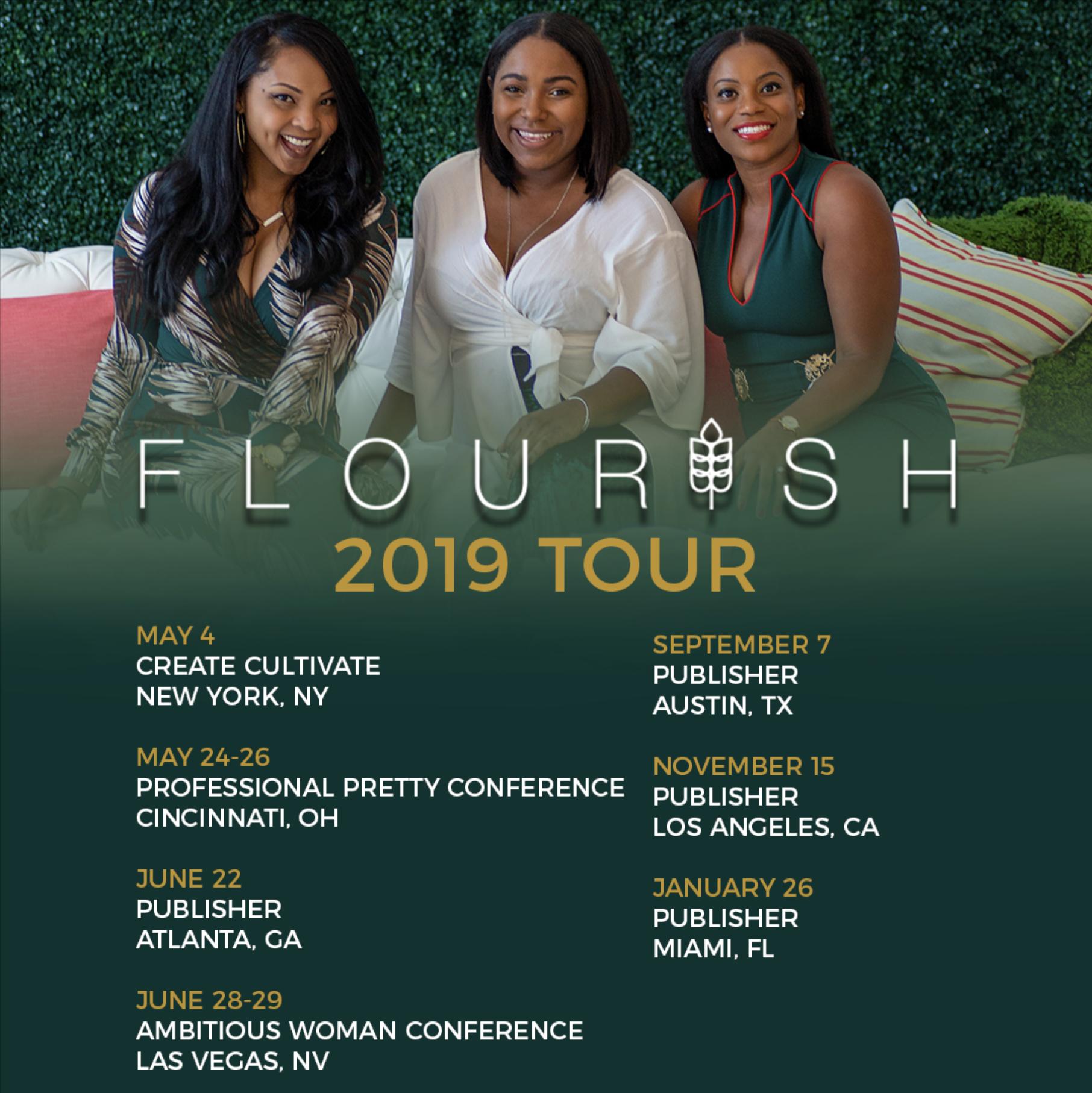 Flourish Tour
