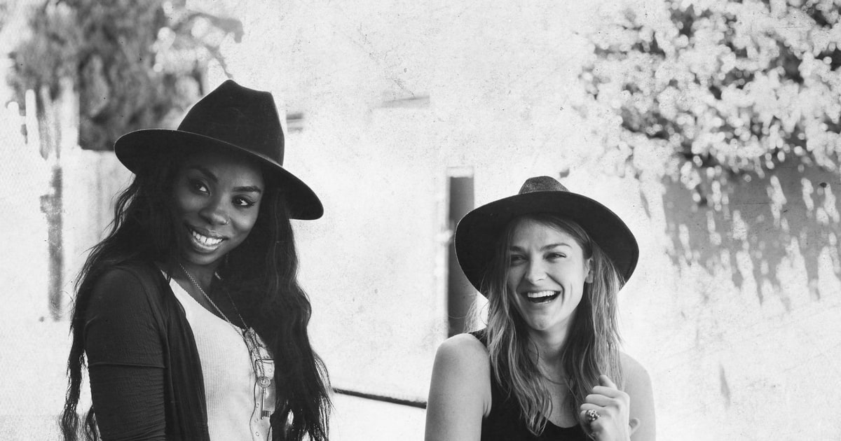 The Muddy Magnolias are a Nashville-based alternative soul duo formed in 2014. They consist of vocalists Kallie North and Jessy Wilson. Some of Marcus's favorite newcomers.