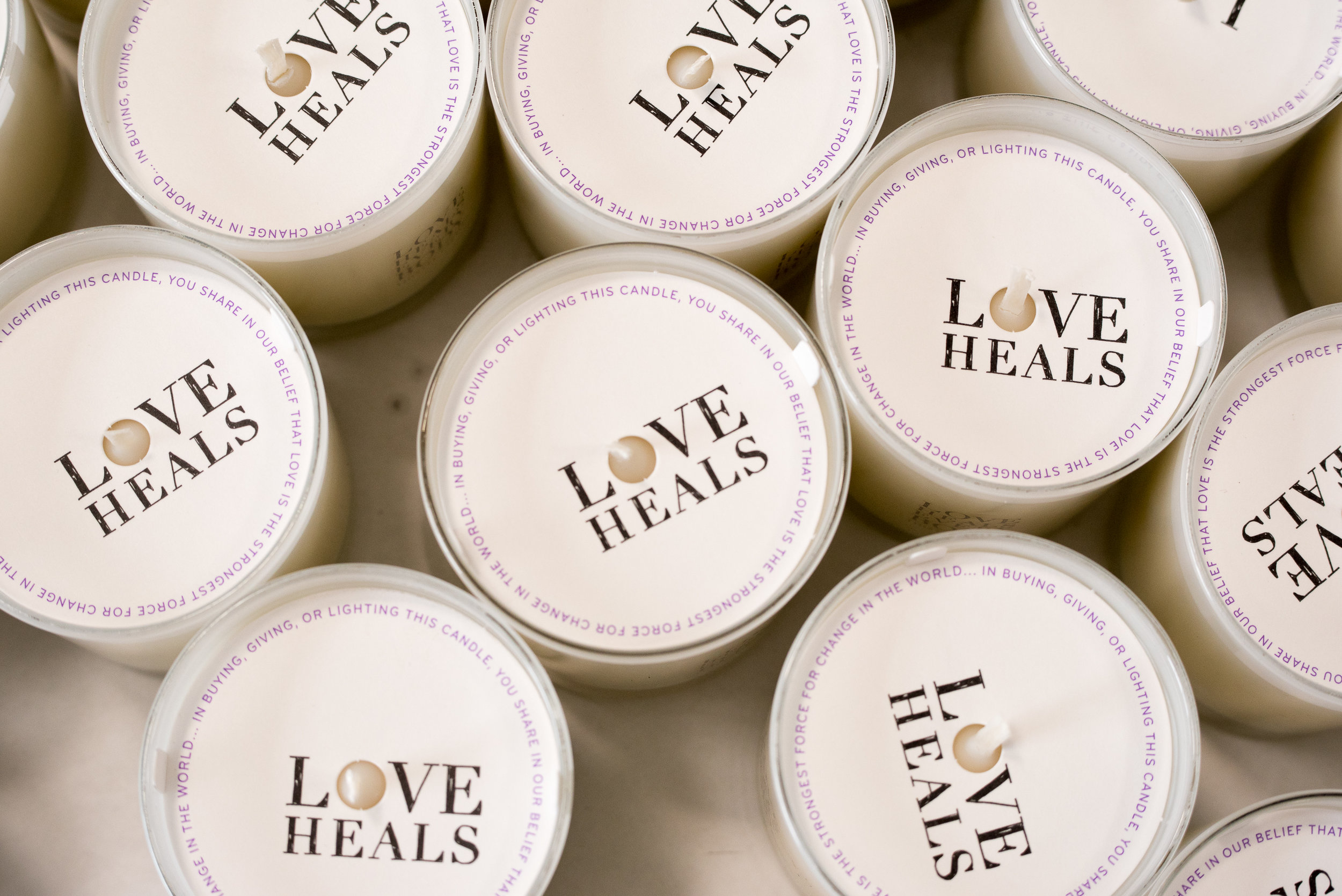 Thistle Farms is a social enterprise,founded by Marcus's wife Becca, that serves women who have survived lives of violence, addiction, and prostitution. Thistle Farms is the largest survivor-led social enterprise in the country and produces by hand all-natural bath and body care products.