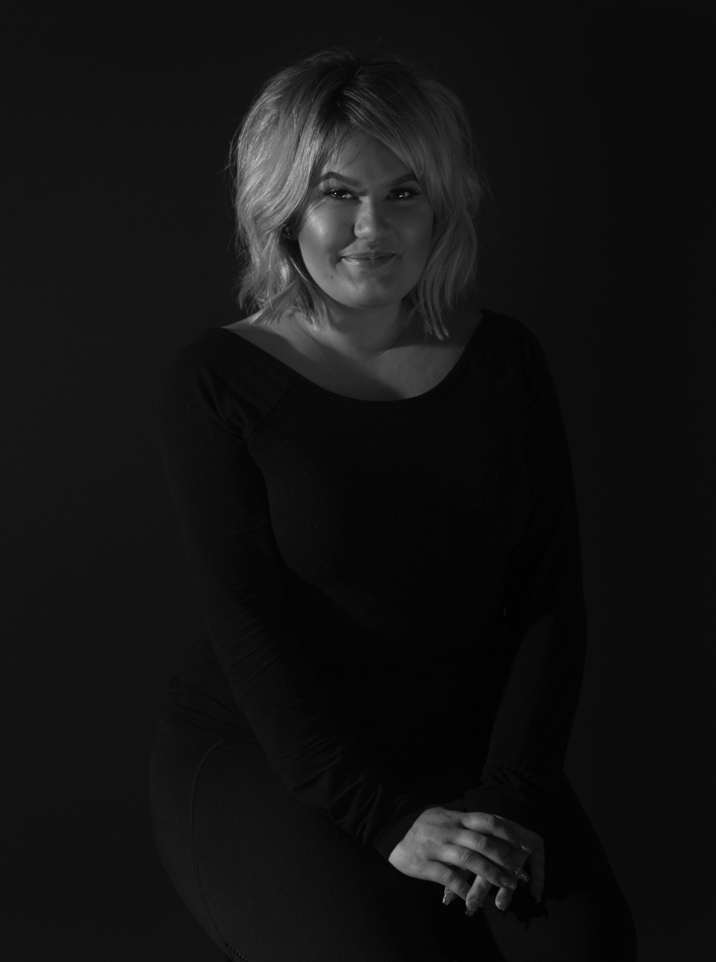 Carolyn - SENIOR STYLIST and MAKEUP ARTISTCarolyn is a high-spirited and devoted senior stylist with 2 years experience trained by Zazú's top educators. Her passion is to make people feel beautiful in her chair. Carolyn specializes in hair coloring, women's and men's hair cutting, makeup and bridal.Woman's Haircut $65 Men's Cut $45INSTAGRAM @CAROLYNGASLAWSKA