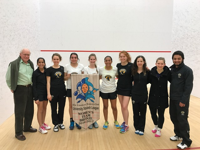 Div 1 Women's Bronze winners - waterloo.JPG