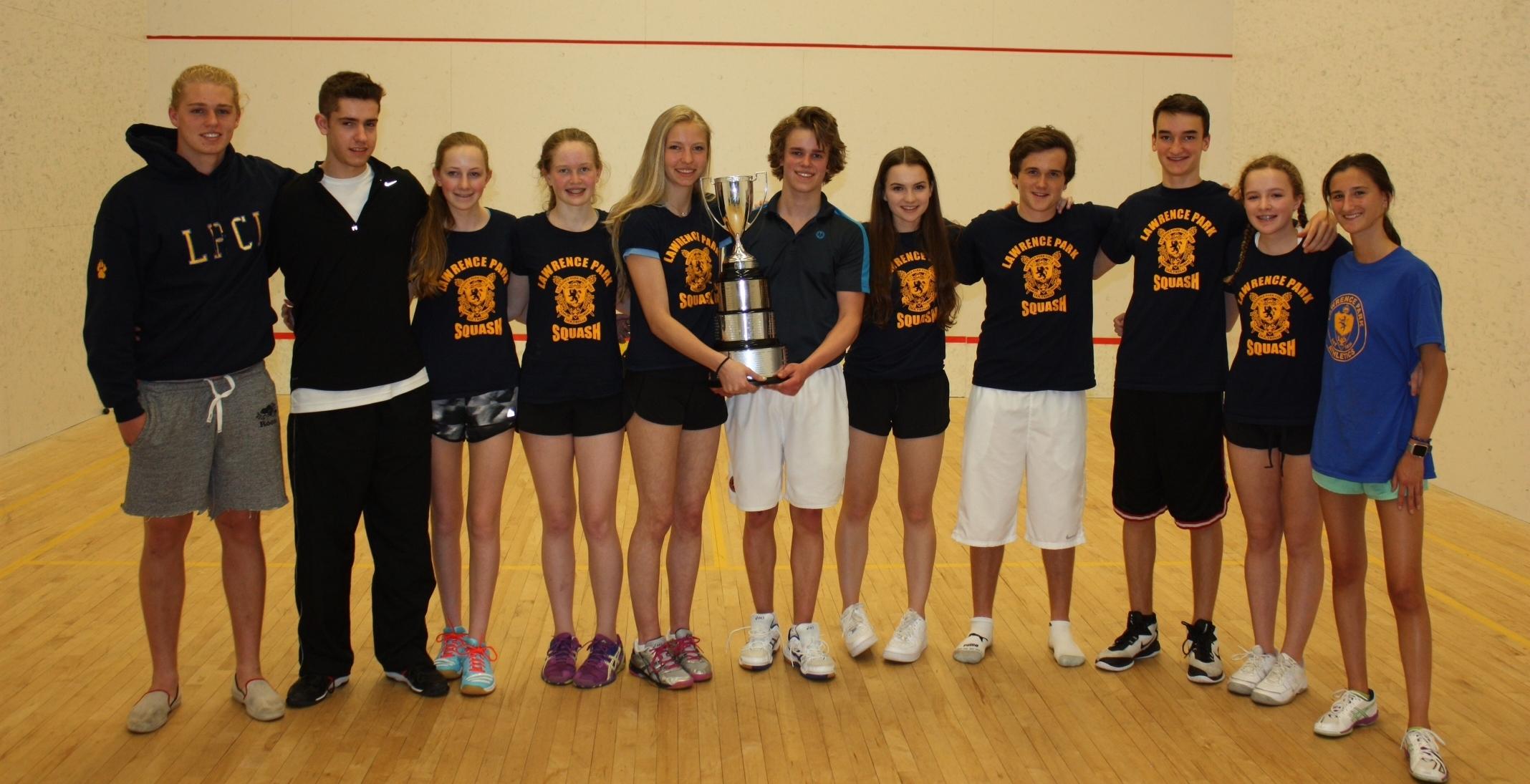 Champion Team Lawrence Park C.I.