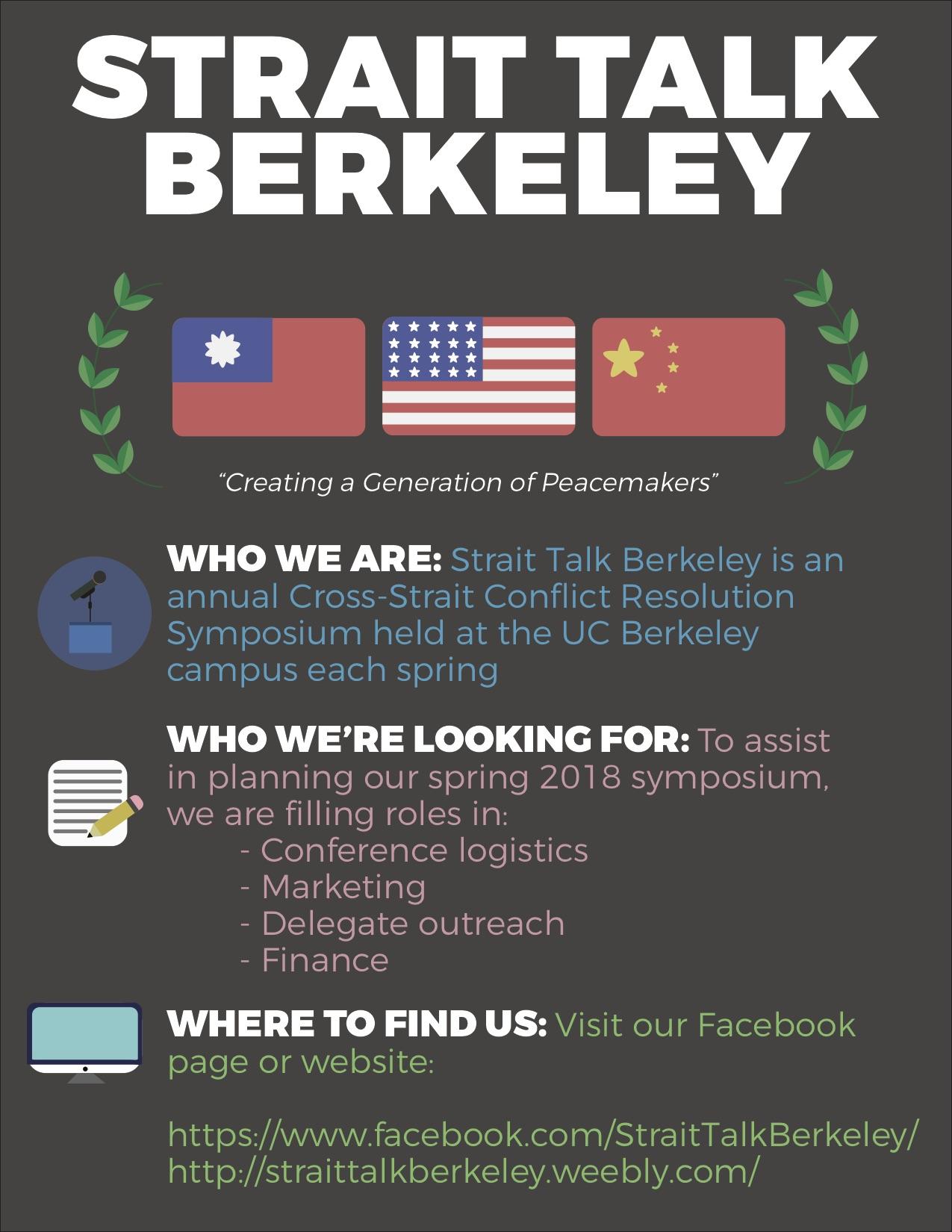 Strait Talk Berkeley  Calapalooza flyer ||Adobe Illustrator & Photoshop
