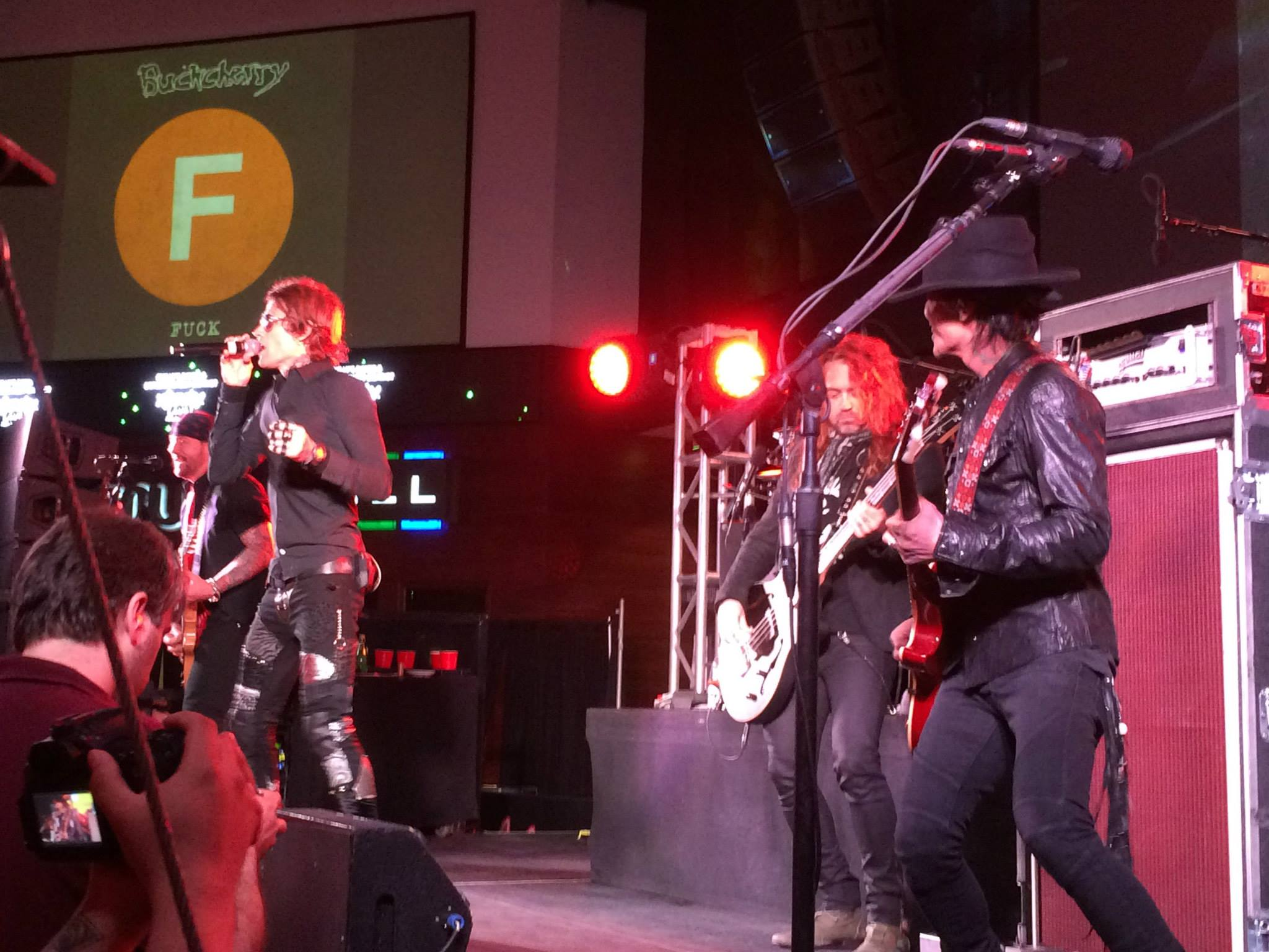 Buckcherry @ XFINITY Live!