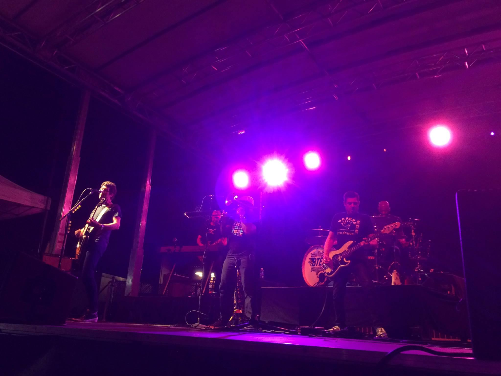 Under The Sun Tour 2015