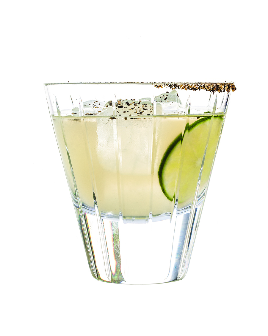 AY KLEOS MIO!  - 2 parts KLEOS Mastiha Spirit1 part silver tequila1⁄2 part fresh lime juice1⁄4 part agave nectarShake all ingredients and strain over ice into a rocks glass.Sprinkle black pepper on top.Garnish with a lime wheel and a black pepper rim.