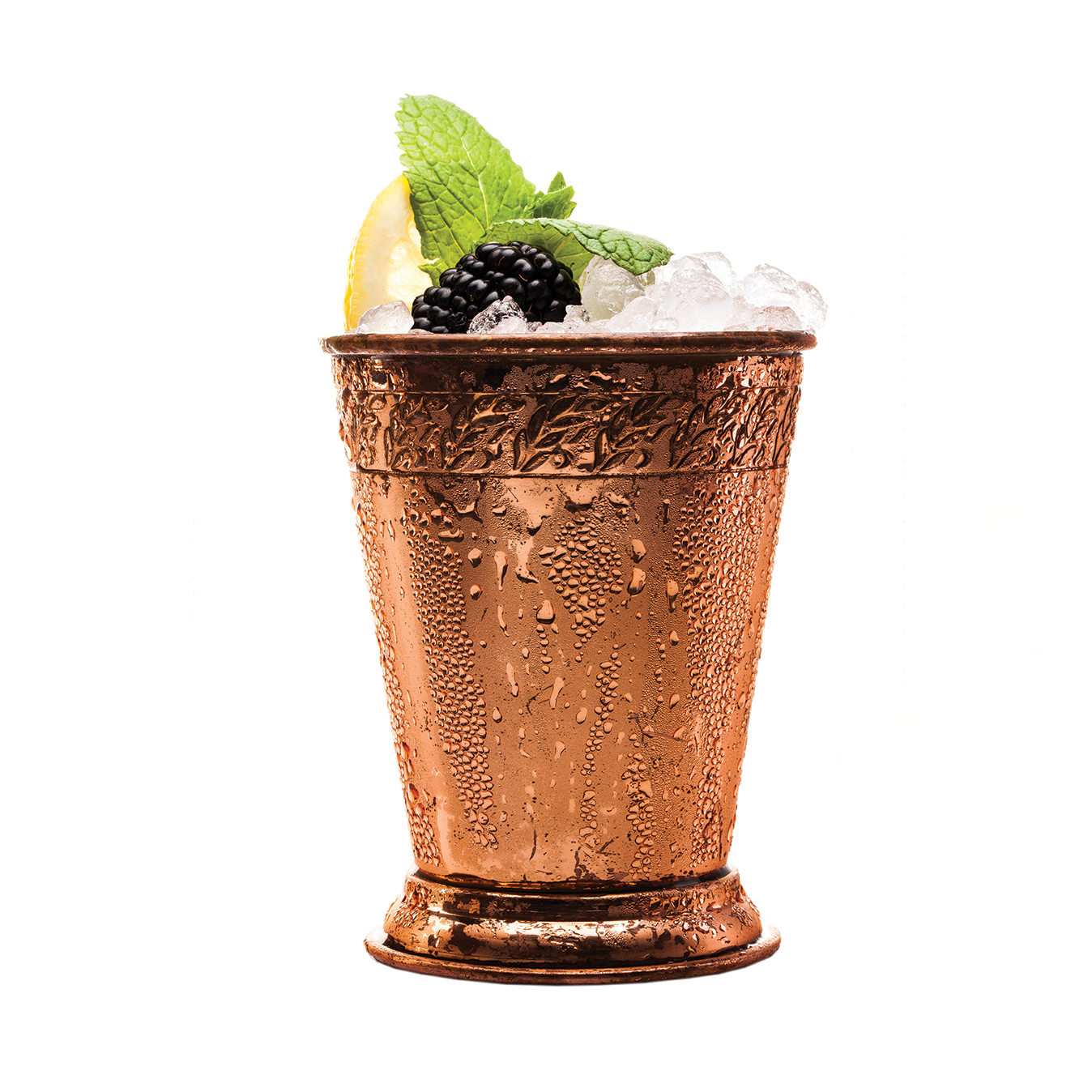 THE GREEKER THE BERRY - 1 part KLEOS Mastiha Spirit1 part cognac3⁄4 part fresh lemon juice1⁄4 part simple syrupOrange wedge (no skin)2 blackberries  Muddle orange wedge and blackberries.Shake all ingredients vigorously.Strain over crushed ice in a copper tin or rocks glass.Garnish with a mint sprig, blackberry, and lemon wheel.       We pour out a little liquor for rapper Tupac, whose lyrical lyricism was that of the bards of Greek poetry.Shout out to one of favorite Miami cocktail bars, Sweet Liberty (@sweetlibertymia) for lending us this badass glassware. #hospitality