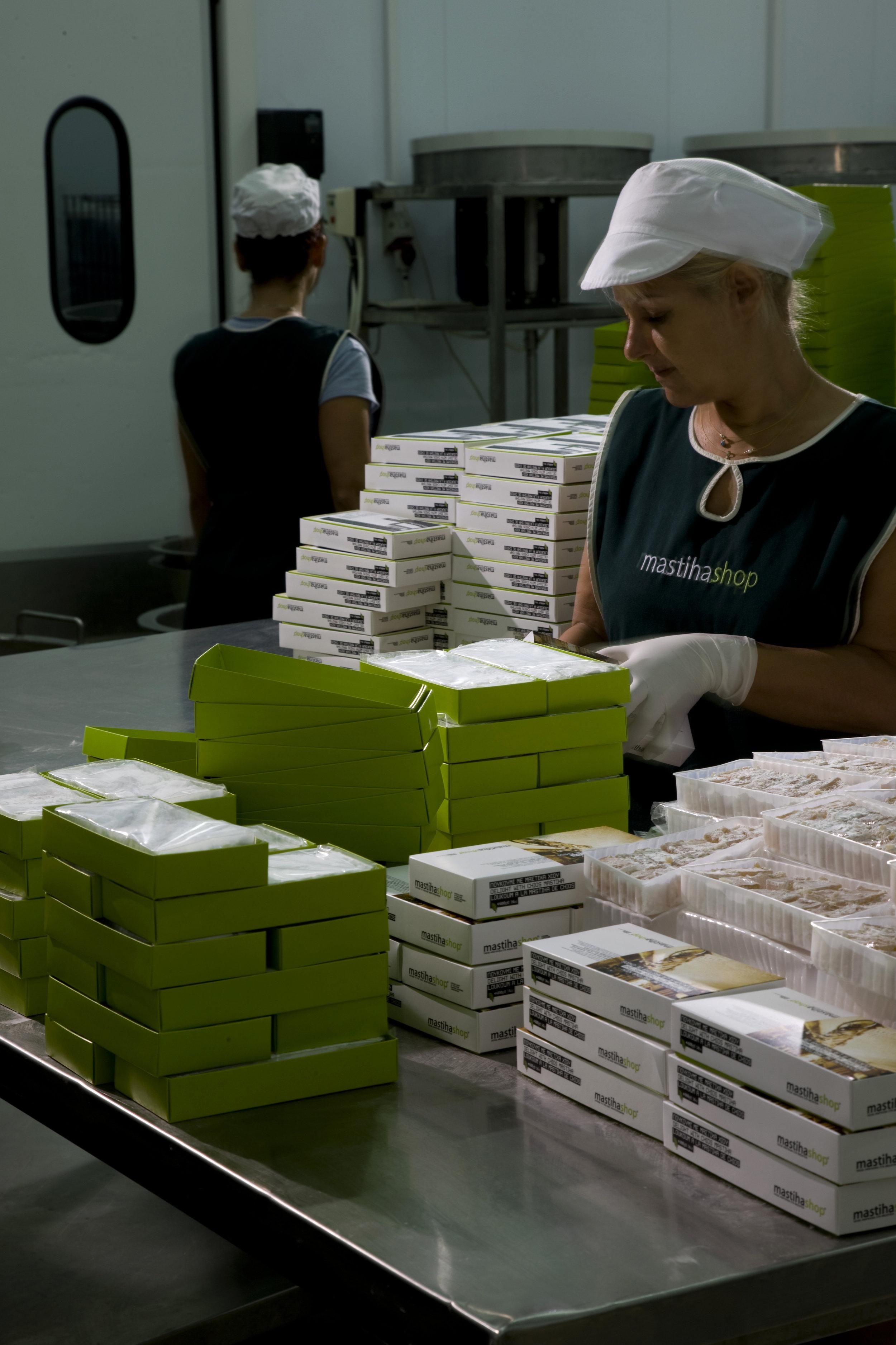 mastiha-production