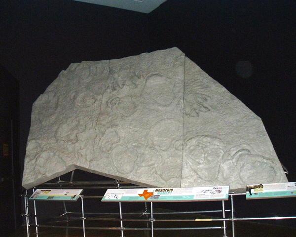 Robert George, Mesozoic Rock