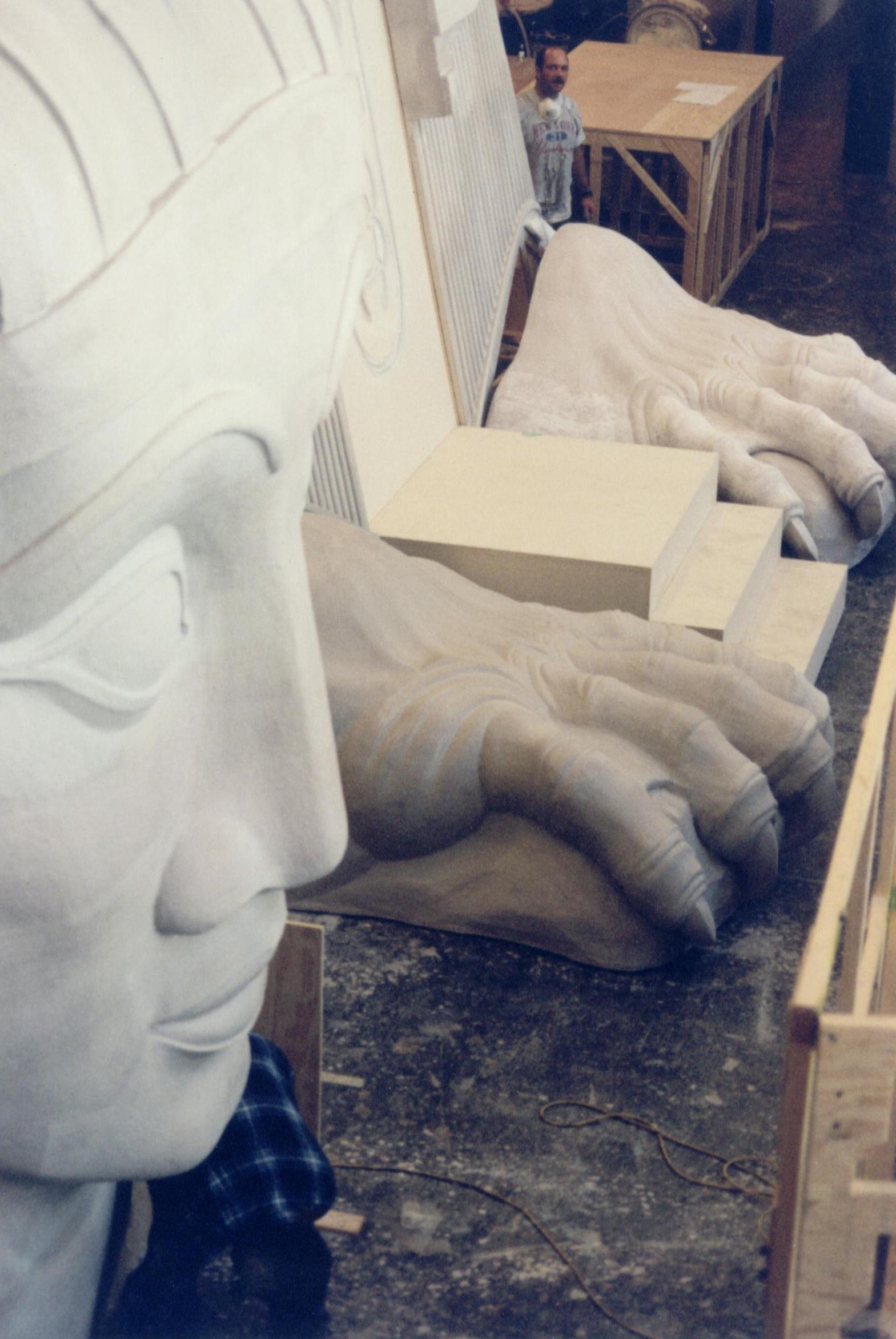 John Keck et al., The Makropolis Case, Sphinx, in process