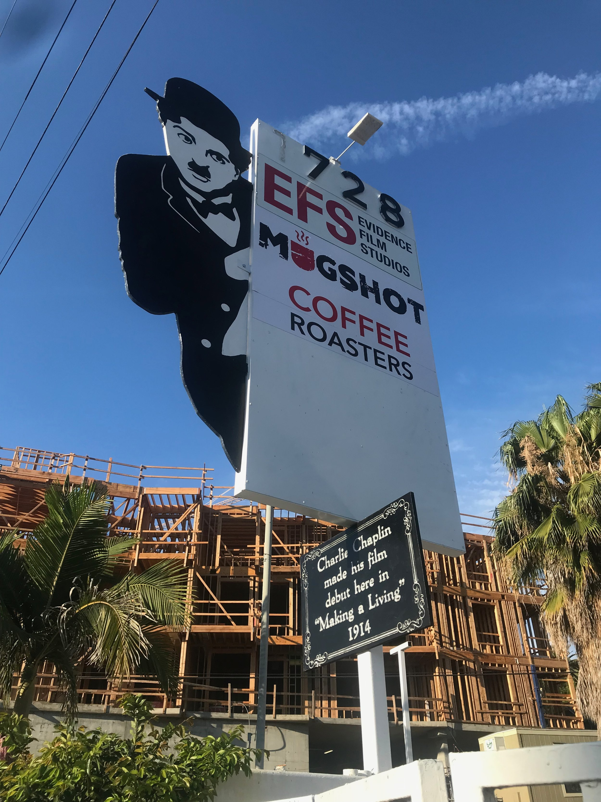 Mugshot Coffee Roasters, 1728 Glendale Blvd (image provided by the author).