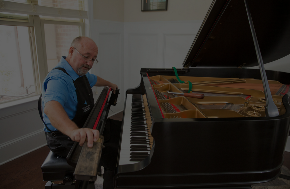 What piano service or repair do you find really fun to do? -