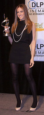 lbd-black-dress-black-tights-tan-shoe-pumps-pearl-necklace-hairr-sarahjessicaparker-lbd-mini-howtowear-fashion-style-outfit-spring-summer-dinner.jpg