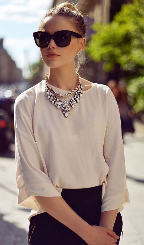 jewelry-classic-style-type-statement-necklace-sunglasses-white-ivory-blouse.jpg