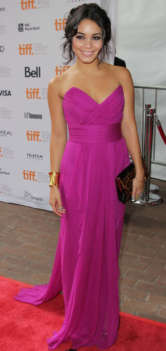pink-magenta-dress-gown-strapless-bracelet-vanessahudgens-spring-summer-brun-elegant.jpg