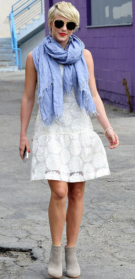 white-dress-aline-lace-blue-light-scarf-sun-tan-shoe-booties-juliannehough-calif-howtowear-fashion-style-outfit-spring-summer-blonde-lunch.jpg