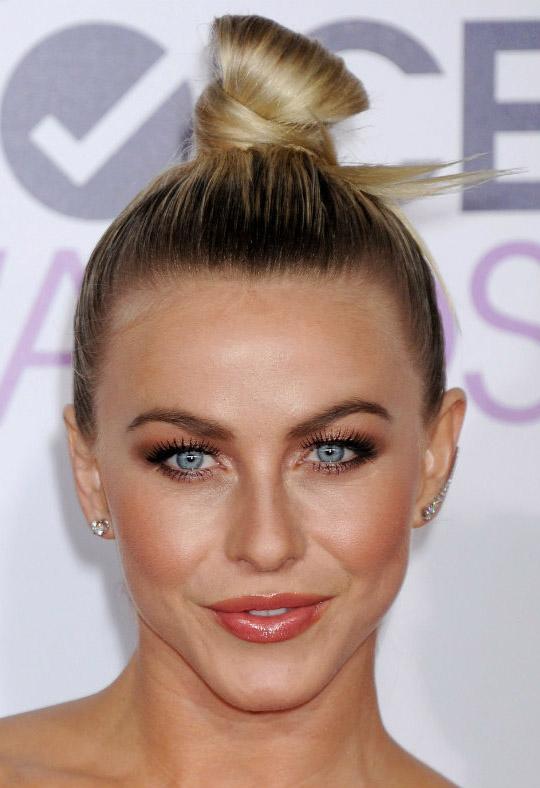 hair-juliannehough-blonde-makeup-bun-high-topknot-eyeshadow.jpg