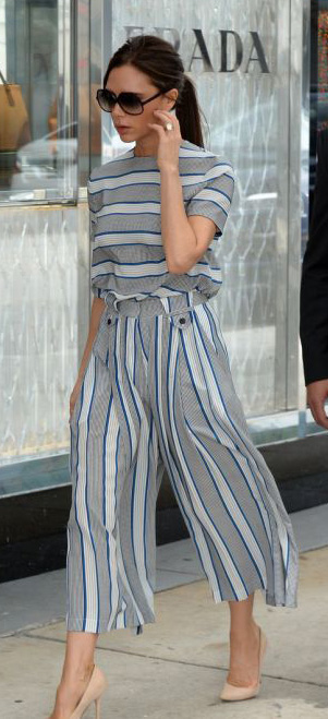 grayl-culottes-pants-stripe-print-matchset-grayl-top-sun-pony-tan-shoe-pumps-victoriabeckham-brun-spring-summer-work.jpg