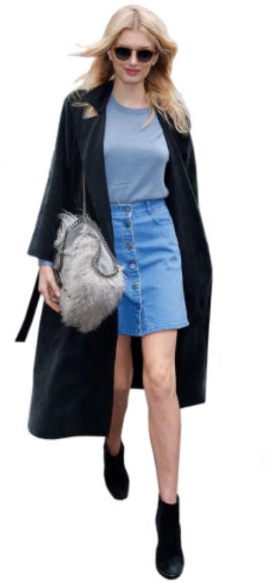 blue-light-mini-skirt-blue-light-tee-white-bag-sun-wear-style-fashion-spring-summer-black-jacket-coat-trench-black-shoe-booties-blonde-lunch.jpg