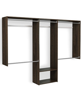 Martha Stewart Living Essential Closet, $163 at The Home Depot - A super simple solution.