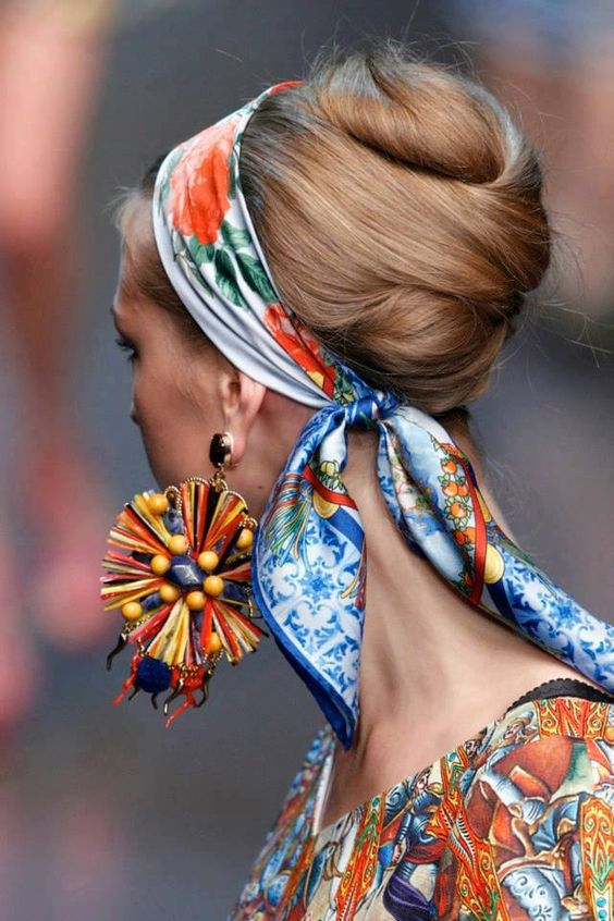 how-to-style-hair-accessories-scarf-scarves-bandana-silk-print-statement-earrings.jpg