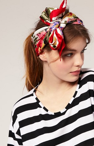 how-to-style-hair-accessories-scarf-scarves-bandana-silk-tied-headband-red-print-bow-ponytail.jpg