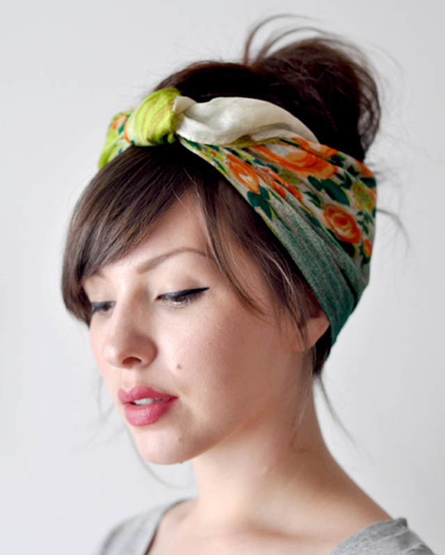 how-to-style-hair-accessories-scarf-scarves-bandana-silk-retro-print-bangs.jpg