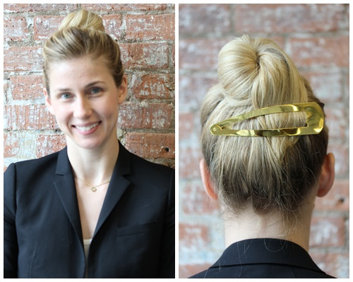 bun-decoration-how-to-style-hair-accessories-snap-clip-jumbo-large-gold-blonde-office-work.jpg